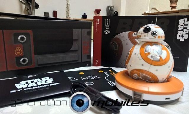 [MOBILEFUN] Sphero BB-8... le petit robot connecté pour les fans de Star Wars Socle10