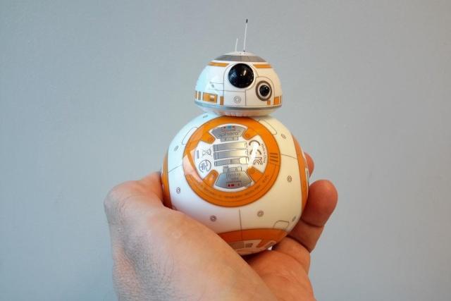 [MOBILEFUN] Sphero BB-8... le petit robot connecté pour les fans de Star Wars Sphero10