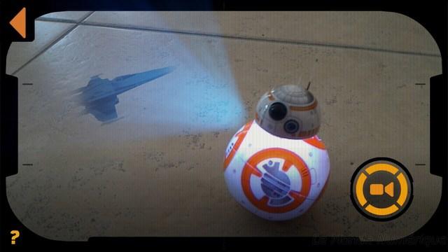 [MOBILEFUN] Sphero BB-8... le petit robot connecté pour les fans de Star Wars Sphero11