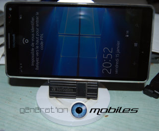 [TUTORIEL] modification du support voiture Nokia CR-200 pour Lumia 950XL Suppor10