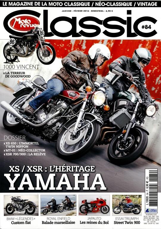 Moto revue classic 84 L592010