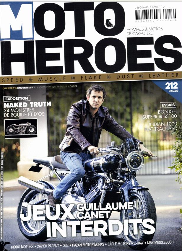 Moto héroes 15... L606610
