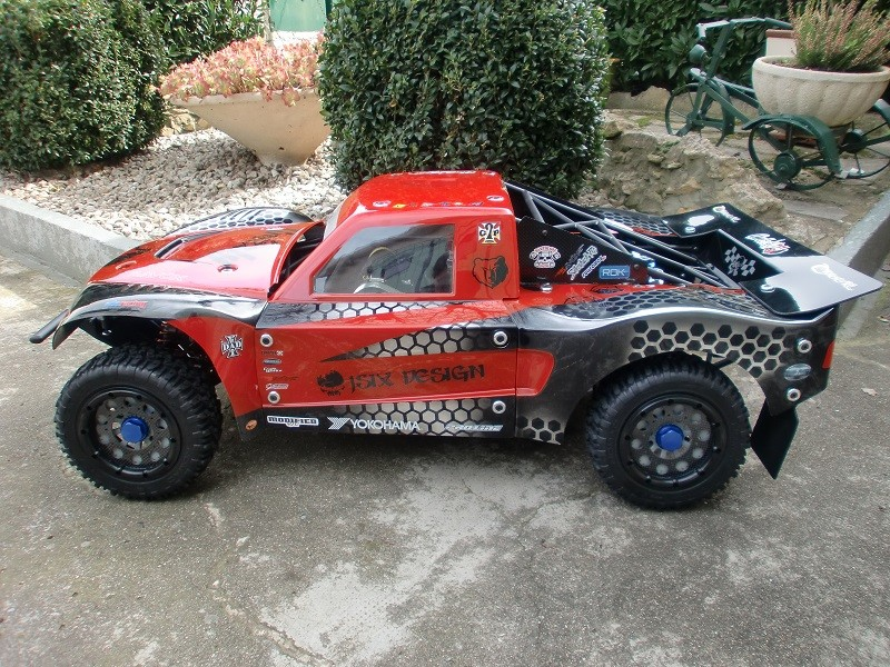 GRIZZLY LOSI by BajaBug ! ( OPTIONNITE ) - Page 3 Cimg2323