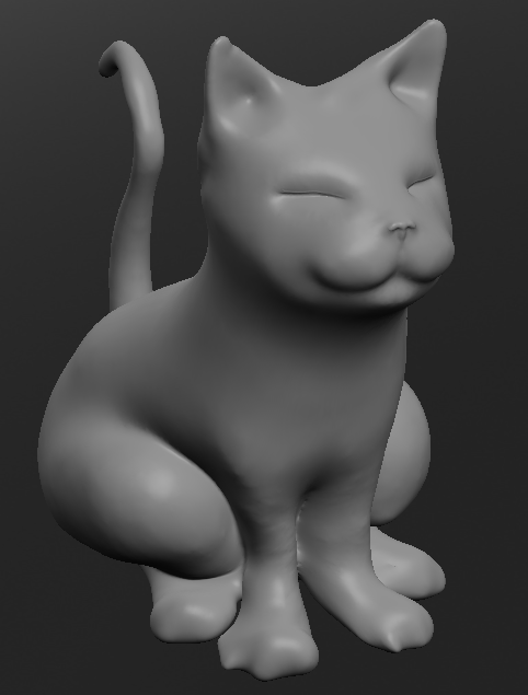 3D sculptris Chat10