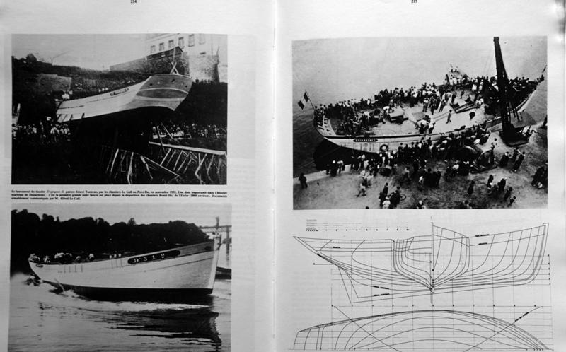 AR VAG - Voiles au travail en Bretagne Atlantique - Tome II - B. Cadoret, D. Duviard, J. Guillet, H. Kérisit 14_p2110