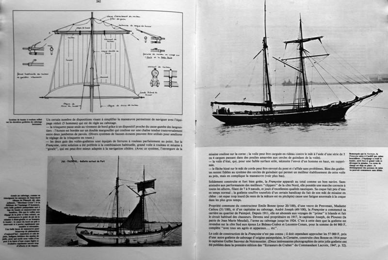 AR VAG - Voiles au travail en Bretagne Atlantique - Tome II - B. Cadoret, D. Duviard, J. Guillet, H. Kérisit 15_p2610