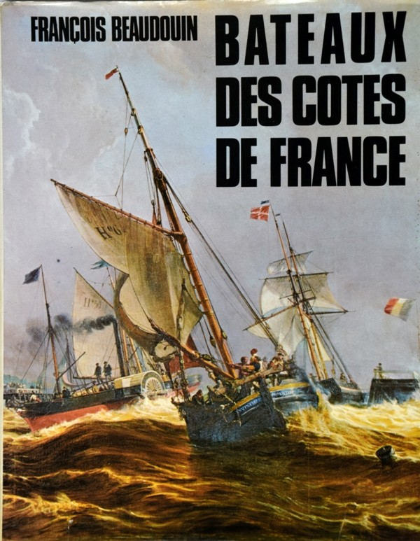 Bateaux des côtes de France - François Beaudouin 17_bat10
