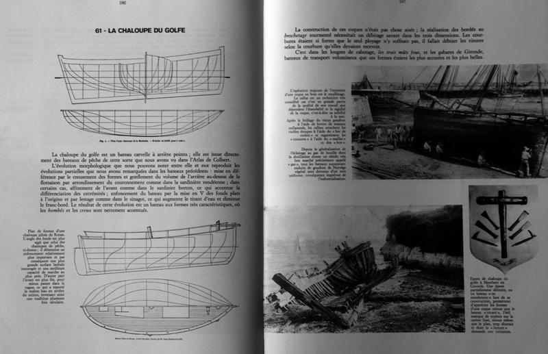 Bateaux des côtes de France - François Beaudouin 21p18611