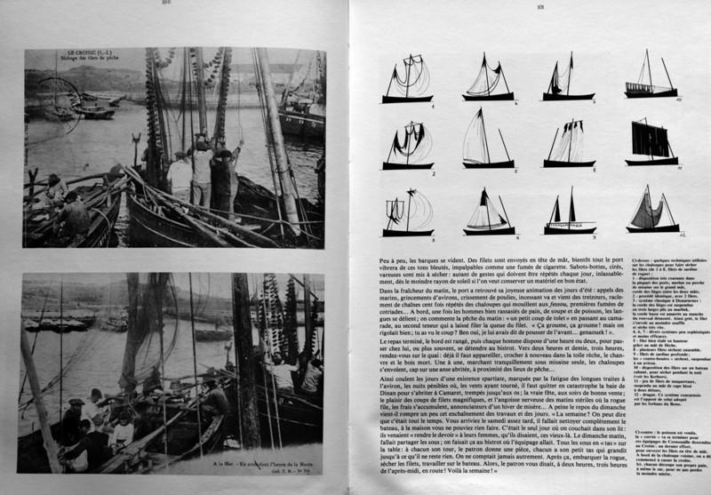 AR VAG - Voiles au travail en Bretagne Atlantique - Tome I - B. Cadoret, D. Duviard, J. Guillet, H. Kérisit 6_p10010