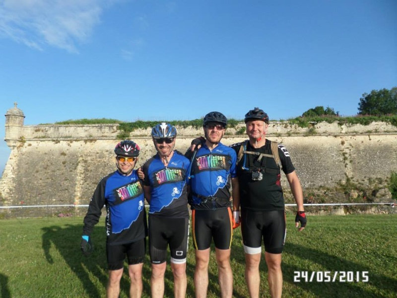 Photos Membres VTT Poitou en ACTION  Blaie_11