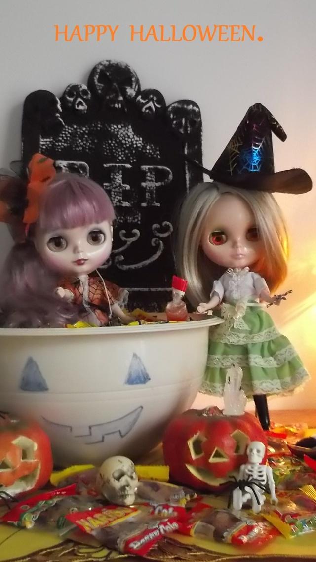 Les frissons d'Halloween (ou les bonbons ^^) Dscf6210