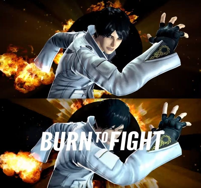 THE KING OF FIGHTERS XIV - Burn to the Fight Kyoxiv10