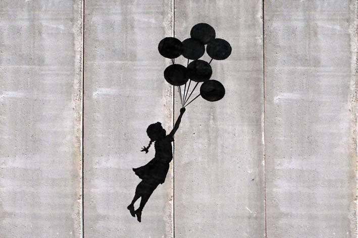 [Art] Dénoncer les delphinariums Banksy10