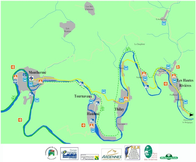 voie verte transsemoysienne - Voie Verte de la vallée de Semoy Image112