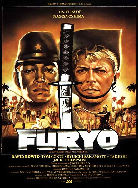 Furyo (ou Merry Christmas Mr. Lawrence) Affich10