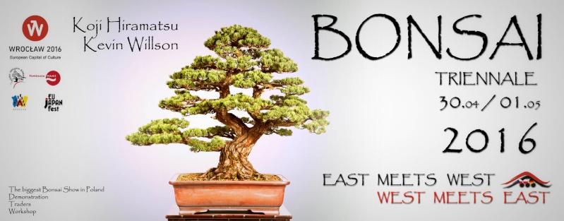 EBA&ESA Bonsai Convention Wrocław 9-11 may 2014 Plakat12