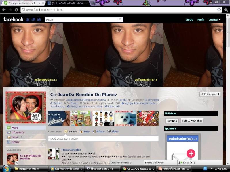 Cambiar skin de facebook sin virus ni publicidad Pictur11
