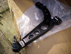 Remove / refit front suspension arms Arm110