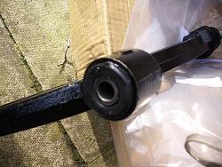Remove / refit front suspension arms Arm210