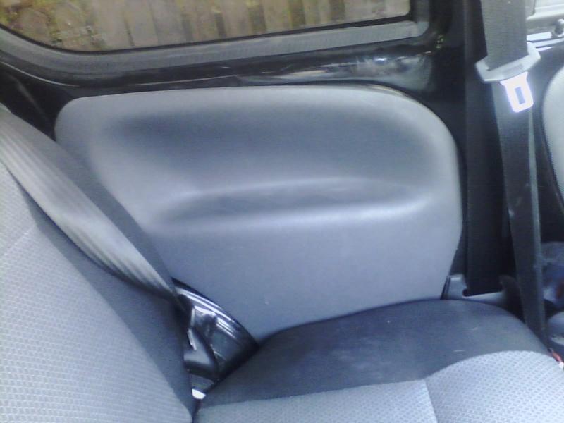 Custom Rear Trim/Armrest P0604110