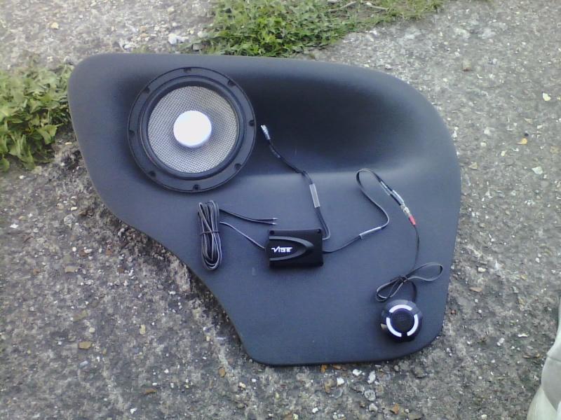 Custom Rear Trim/Armrest P0604113