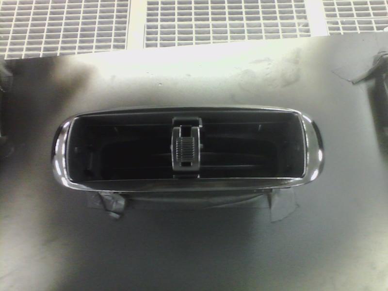 Colour coding interior trim. P1503116