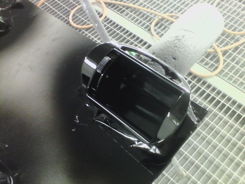 Colour coding interior trim. P1503119