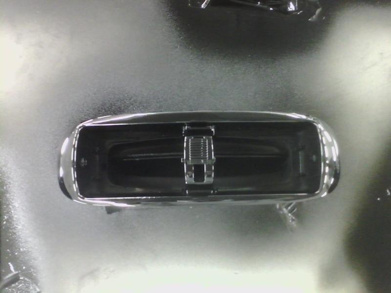 Colour coding interior trim. P1503120