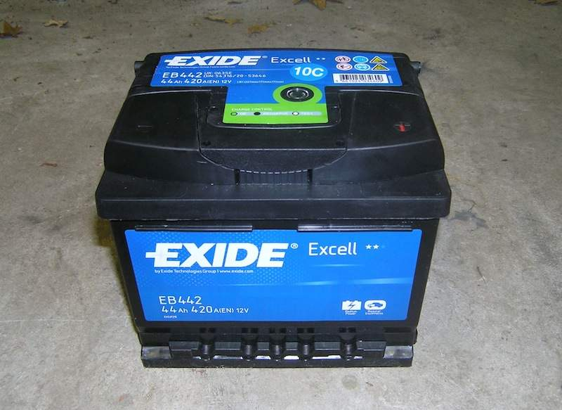 Seicento battery replacement Seicen10