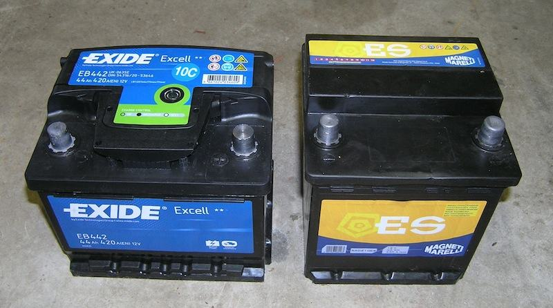 Seicento battery replacement Seicen19