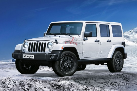 Le Jeep Wrangler Unlimited is back... country 54036010
