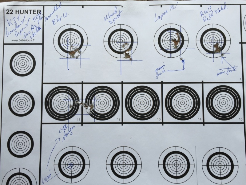 Un K31 en Lienhard 22lr  transformé sur K31 Sniper 31muna10