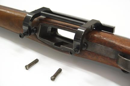 Un K31 en Lienhard 22lr  transformé sur K31 Sniper - Page 2 K191110