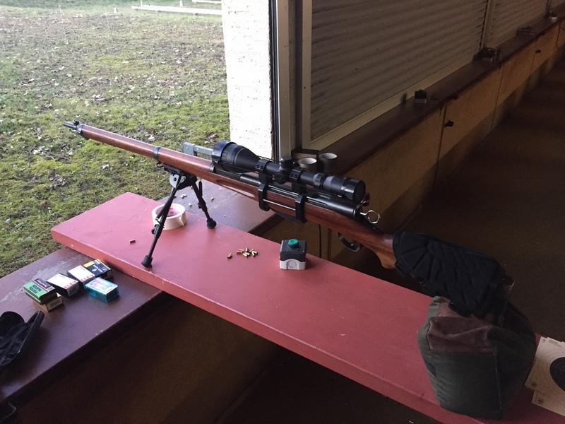 Un K31 en Lienhard 22lr  transformé sur K31 Sniper - Page 2 Lg11-h10