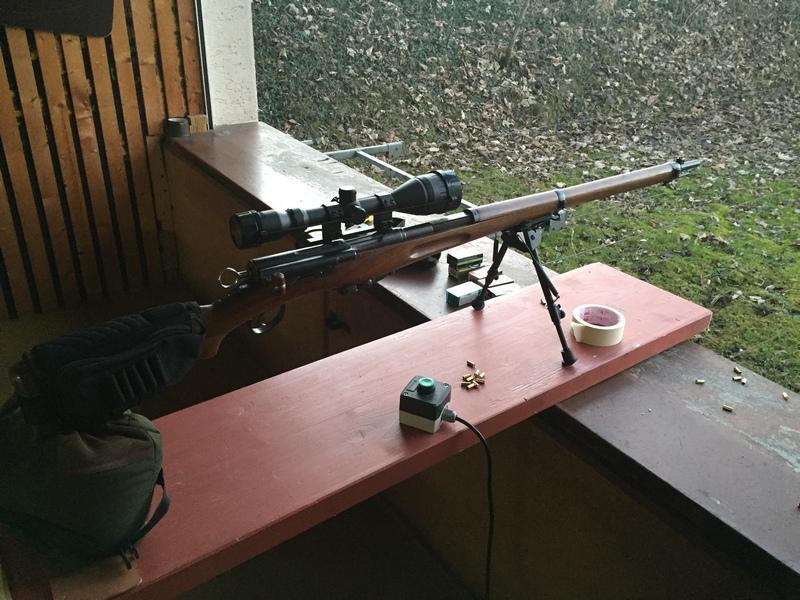 Un K31 en Lienhard 22lr  transformé sur K31 Sniper - Page 2 Lg11-h11