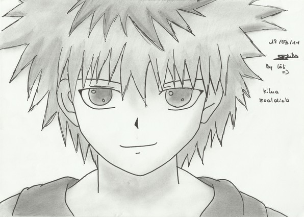 Mes dessins Kilua10