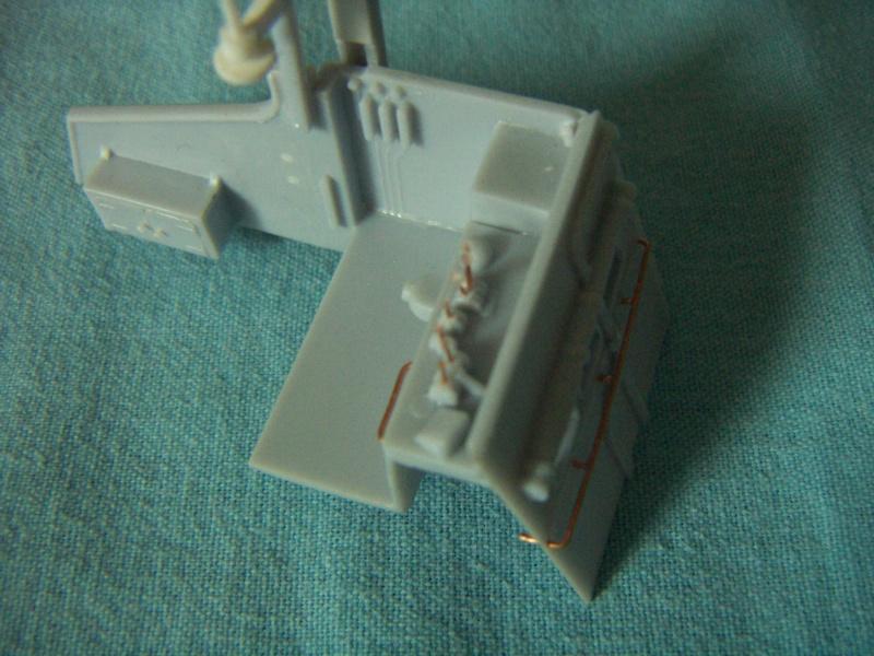 Vedette lance-torpilles anglaise Vosper au 1/72 airfix 01_03_12