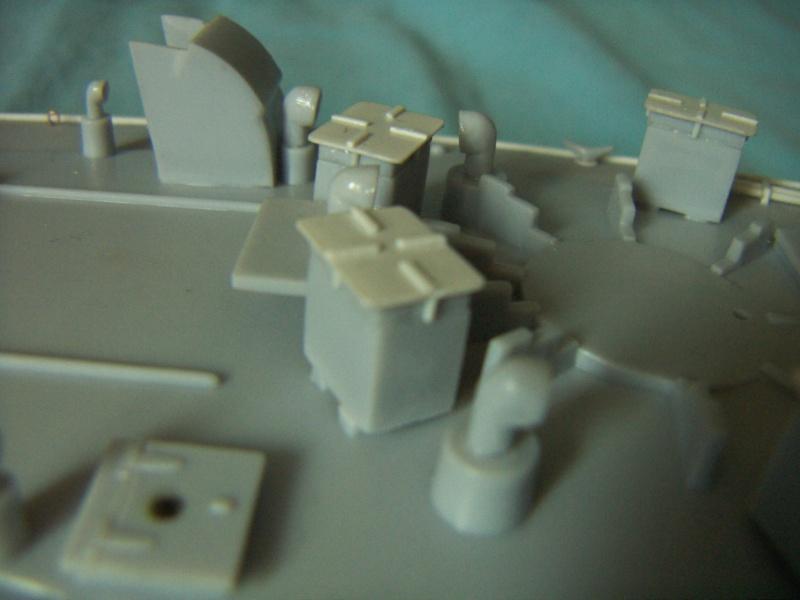 Vedette lance-torpilles anglaise Vosper au 1/72 airfix 01_06_10