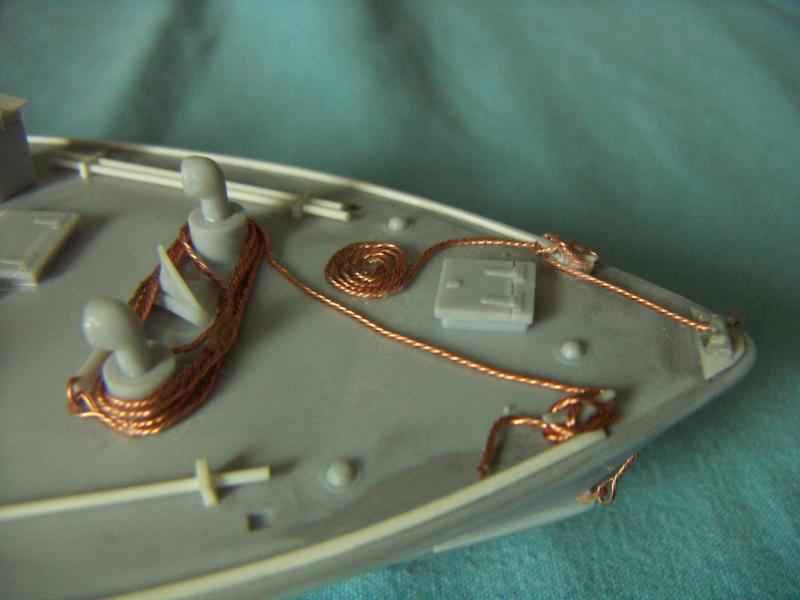 Vedette lance-torpilles anglaise Vosper au 1/72 airfix 01_06_11