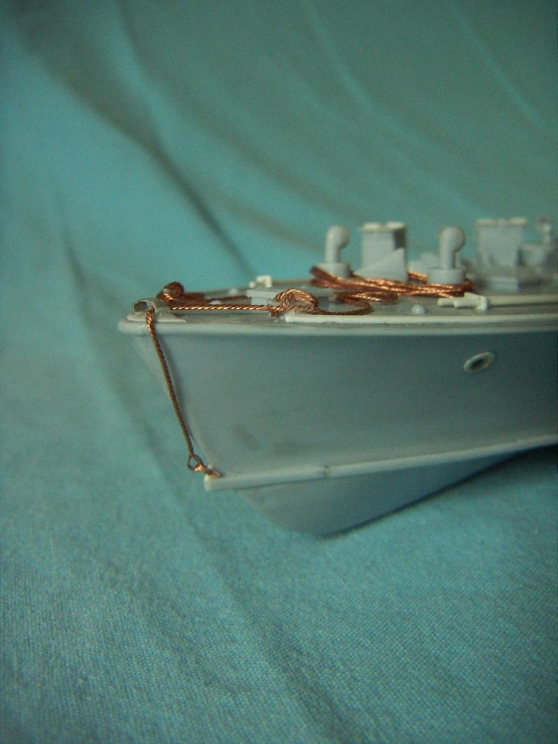 Vedette lance-torpilles anglaise Vosper au 1/72 airfix 01_06_12
