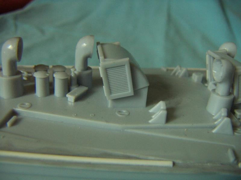 Vedette lance-torpilles anglaise Vosper au 1/72 airfix 01_07_11