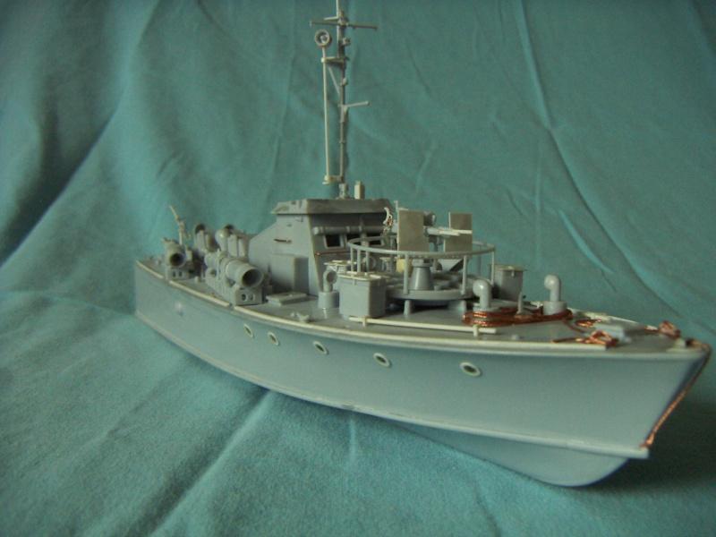 Vedette lance-torpilles anglaise Vosper au 1/72 airfix 01_08_11
