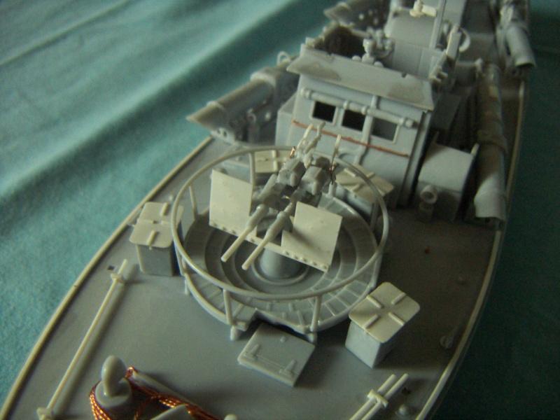 Vedette lance-torpilles anglaise Vosper au 1/72 airfix 01_08_12