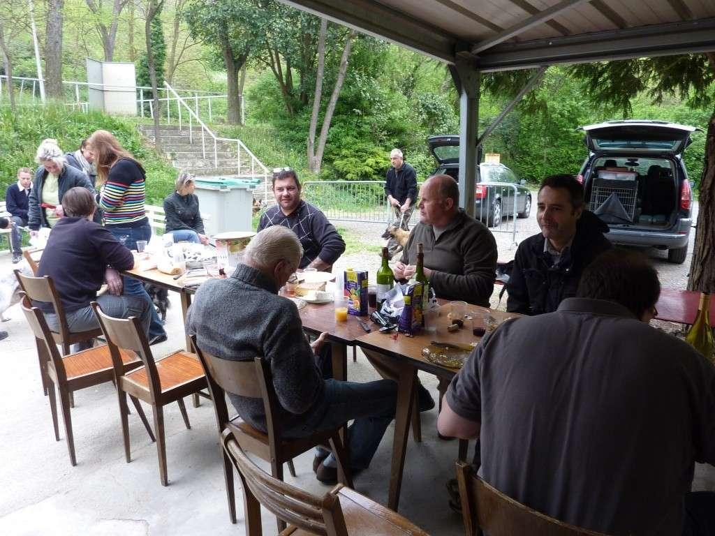 photo du petit dejeuner du dimanche 10 avril 2011 P1010814