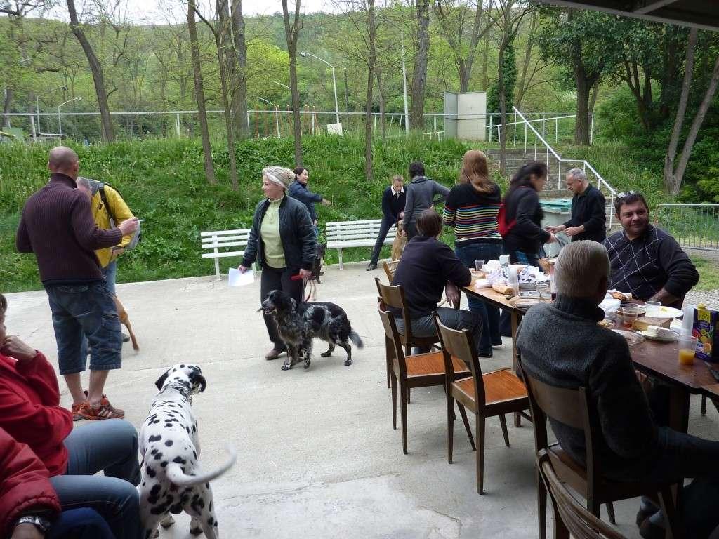 photo du petit dejeuner du dimanche 10 avril 2011 P1010815
