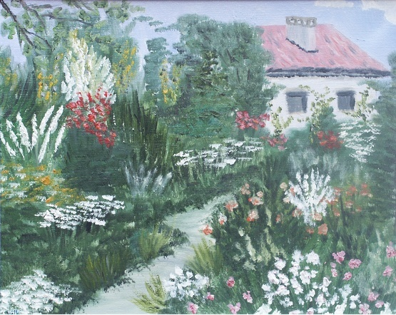 Jardin fleuri du Gers Sans_t10