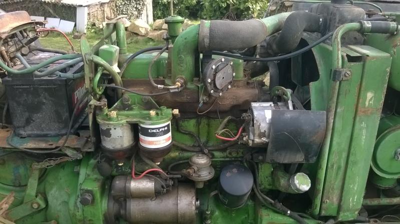 fuite huile moteur jd 1120. Wp_20112