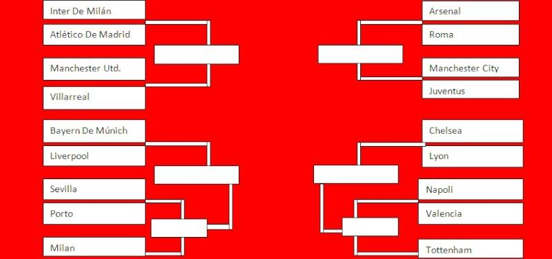 Llave de la Copa de la Liga Copa_b10