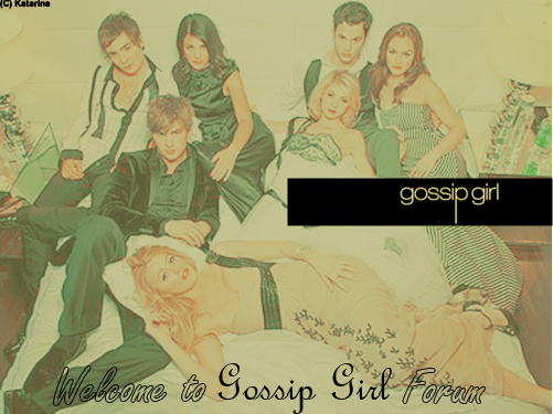 Gossip Girl Forum  Logo111