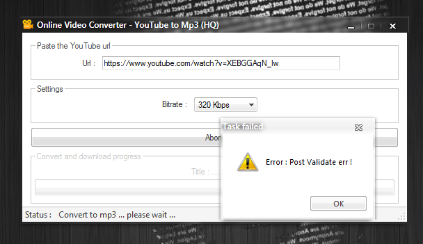 Online Video Converter - Youtube to mp3 converter 114